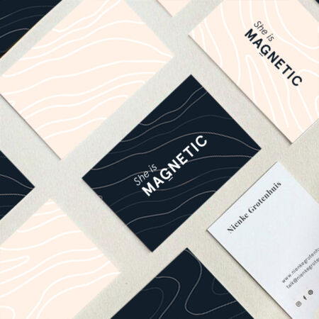 business cards branding
