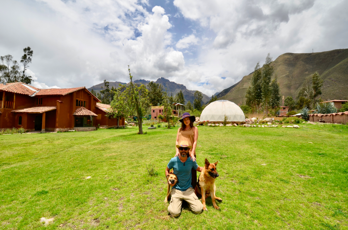 Sustainable Business and Permaculture Project in The Sacred Valley, Peru