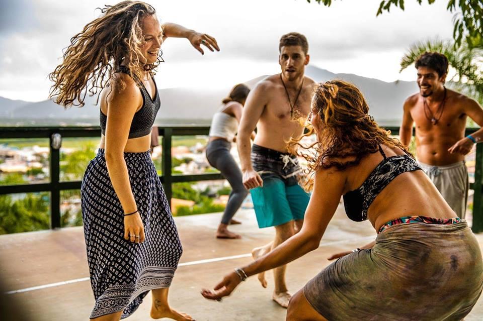 Get Creative With Yoga & Dance